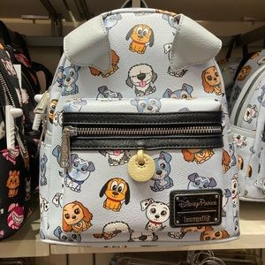 Loungefly Disney Dogs backpack
